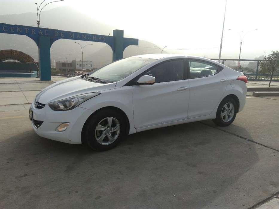Hyundai Elantra 2013 - 56300 km