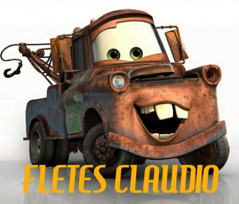 Fletes Mudanzas Claudio Nqn