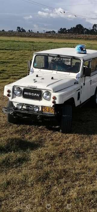 Nissan Patrol  1974 - 200000 km