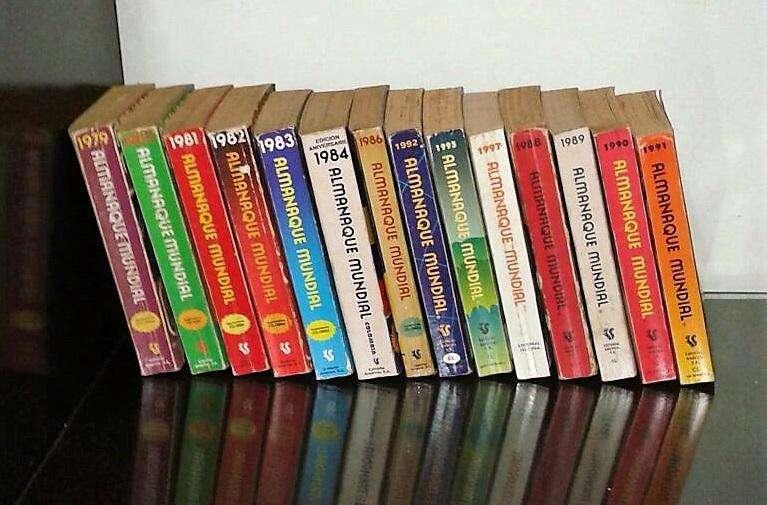 Mini colección de Almanaque mundial