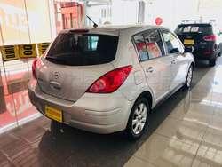 Nissan Tiida 1.8 Modelo 2008, Mecánico, Full, Financio 100%