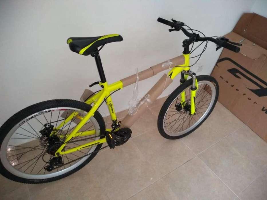 Vendo Bicicleta Totalmente Nueva