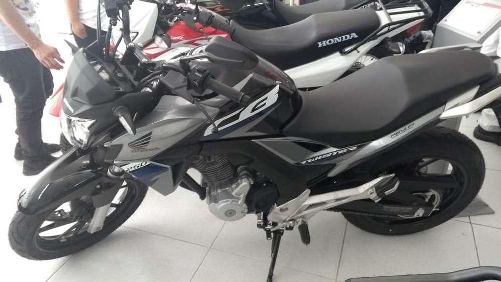 Moto Cb250F