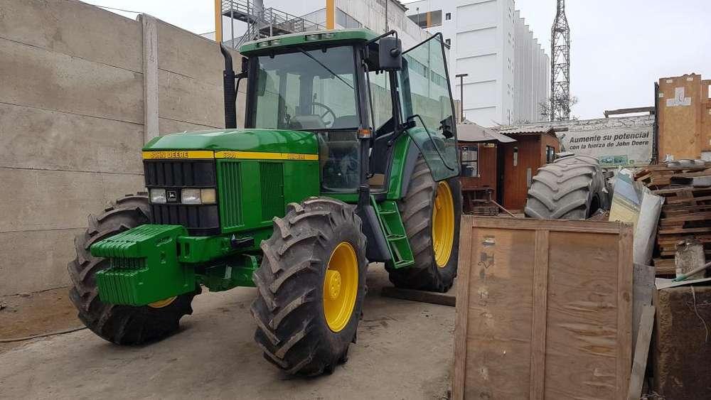 Venta de Tractores Agrícolas Importados JOHN DEERE 120-95 HP