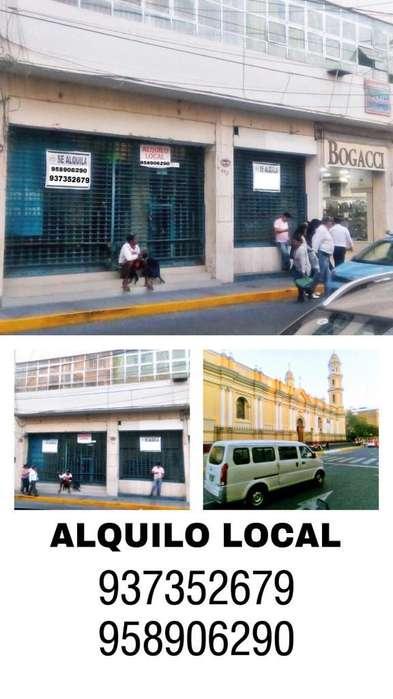 Se Alquila, Local Comercial, Centro