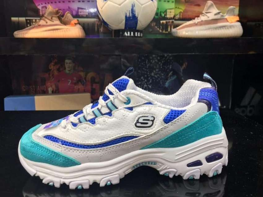 zapatos skechers dama