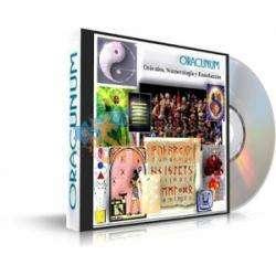 sku503 ORACUNUM 8.0 SOFTWARE ENSEÑANZAS ORACULOS NUMEROLOGIAS MUSICA ESPIRITUAL