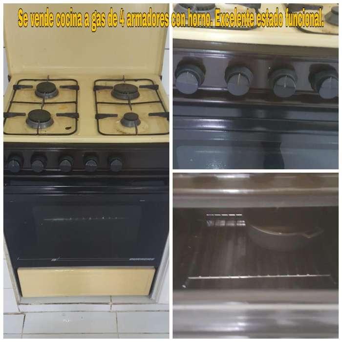 Vendo Cocina Y Refrigeradora.