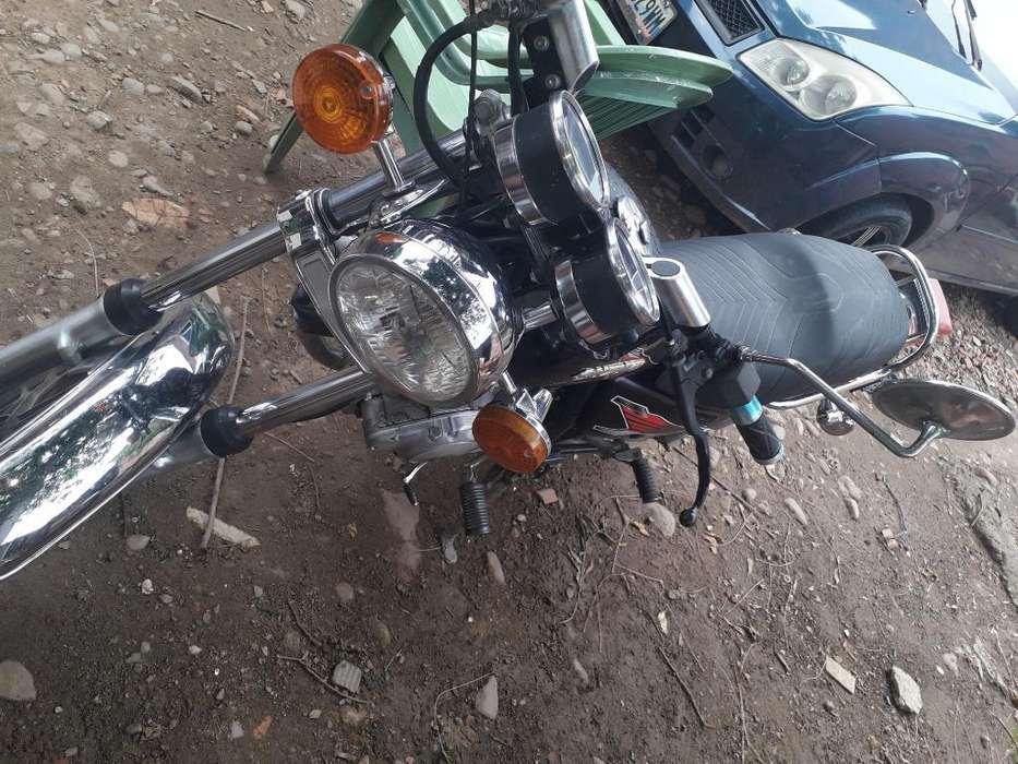 Moto Gn Colombiana