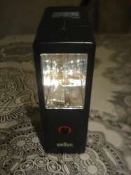 Flash Braun F25 Bc Funcionando No Envio
