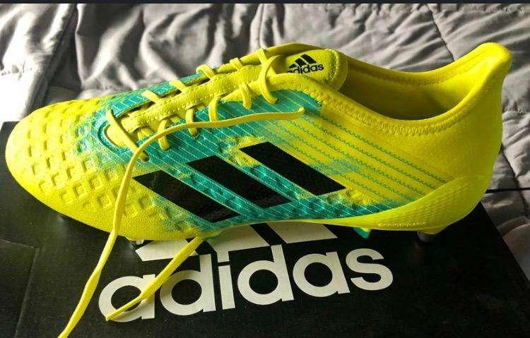 Botines Adidas Predator Fleare 10,5 Uk.