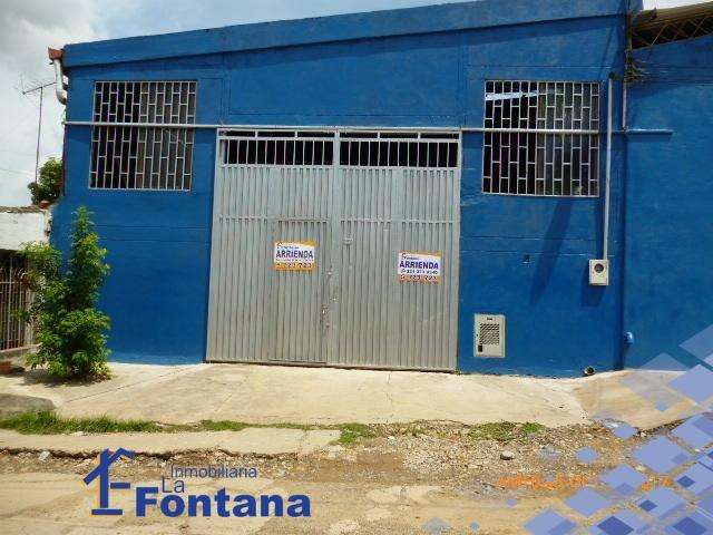Cod: 2858 Se Arrienda Bodega en el barrio La Victoria Atalaya