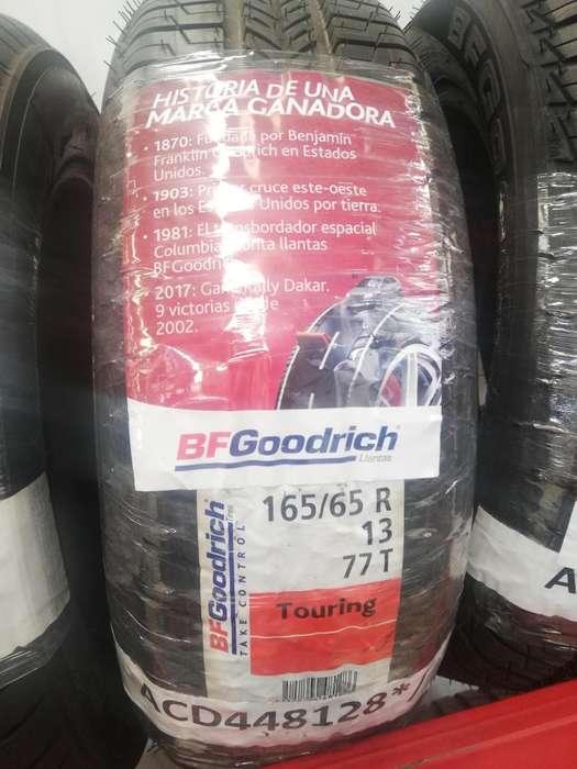 LLANTA 165 65 R13 TL TOURING GO-B.F. Goodrich