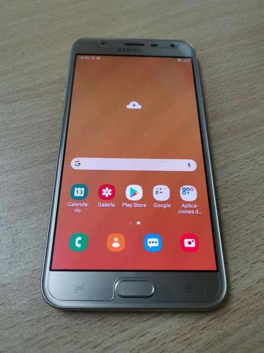 VENDO Samsung J7 Duo 2018 32GB LIBRE en muy buen estado