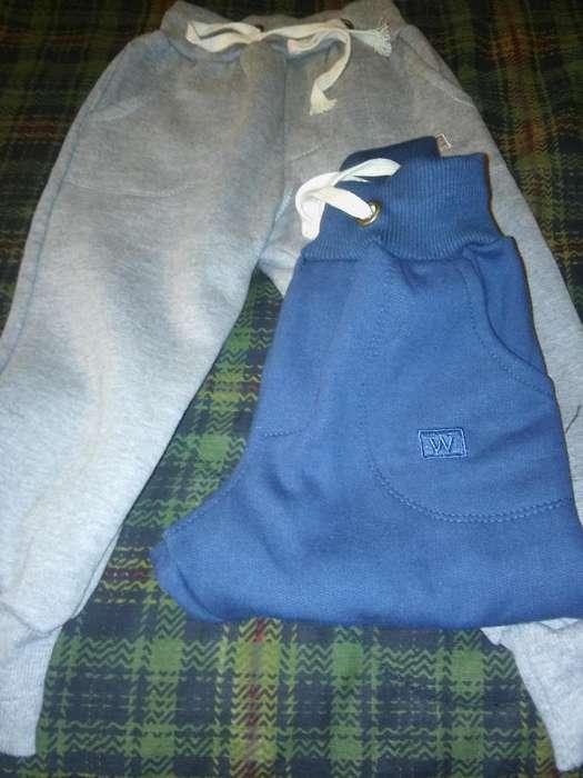 Pantalones algodón Nene