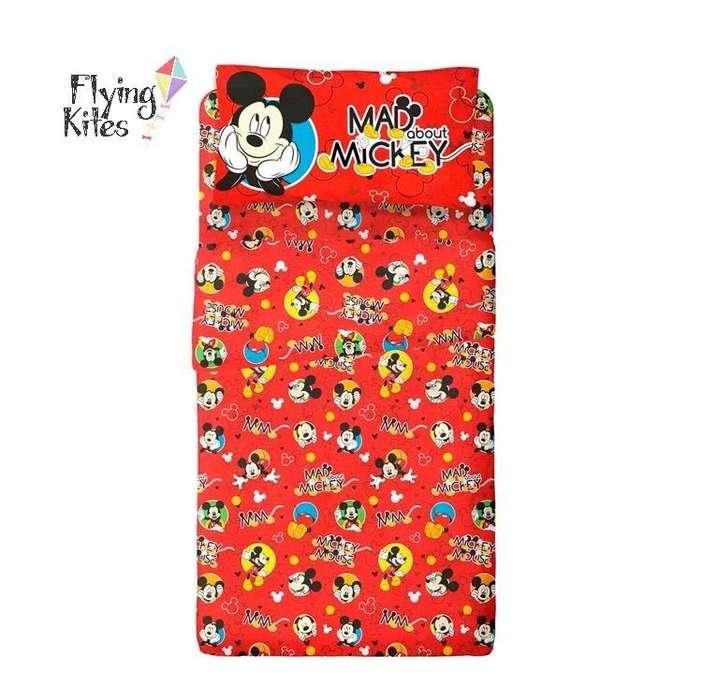 Juego de <strong>sabanas</strong> Mickey Mouse