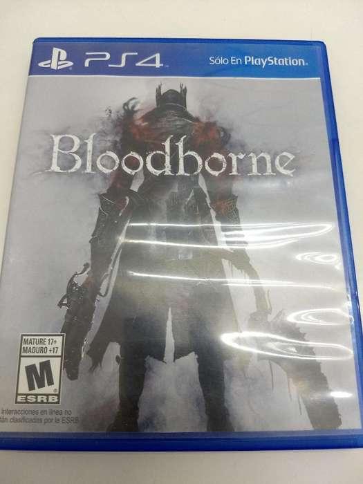 Bloodborne Vendo O Cambio