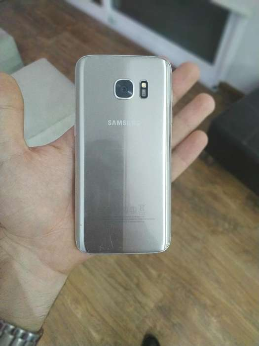 Vendo S7 Impecable
