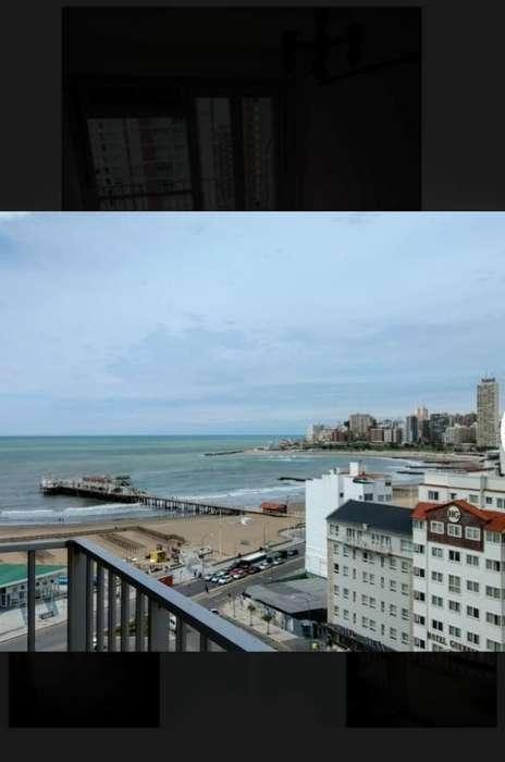Vendo Depto 2 Ambientes, Vista Al Mar