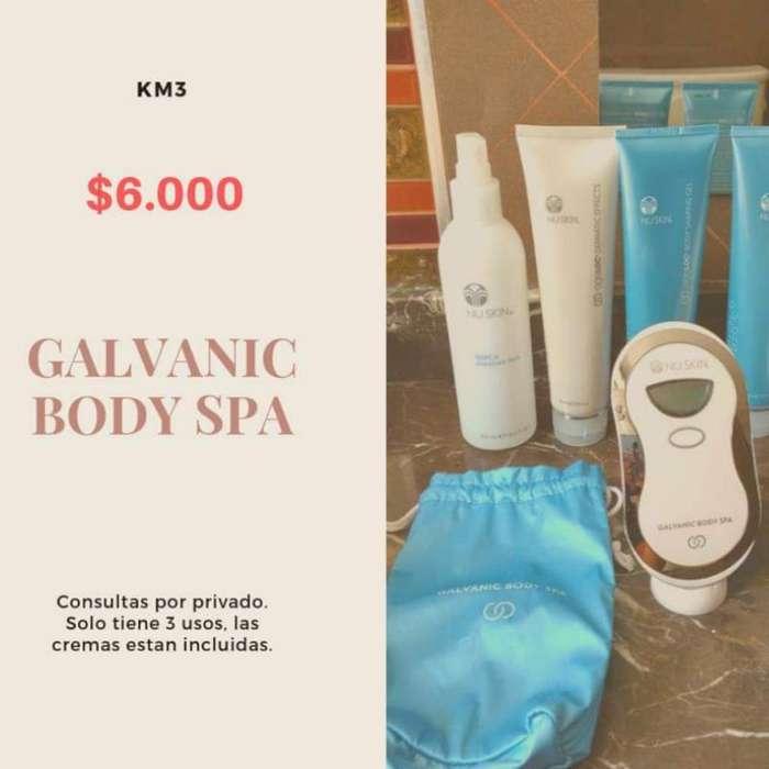Galvanic Body Spa