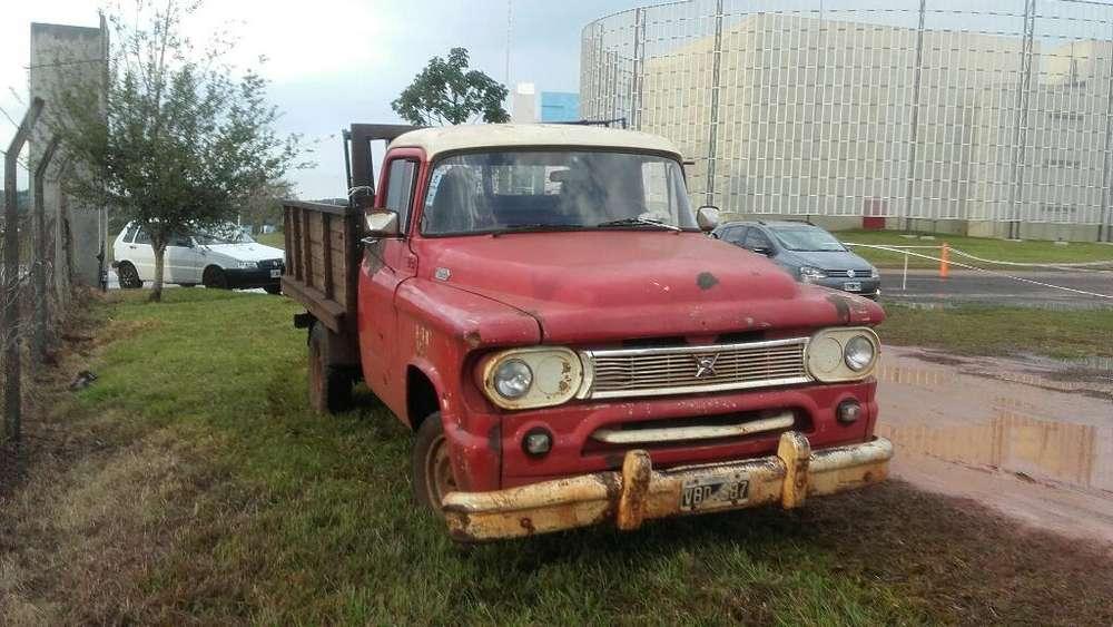 Camioneta en Buen Estado Vendo