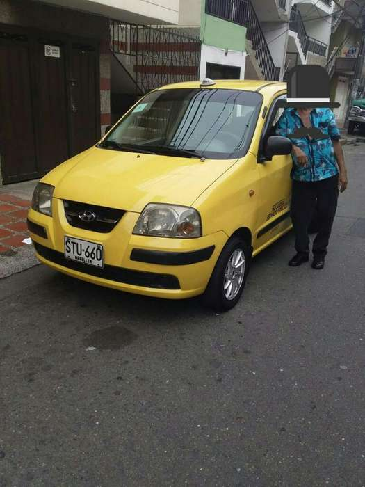 Hyundai Atos Taxi