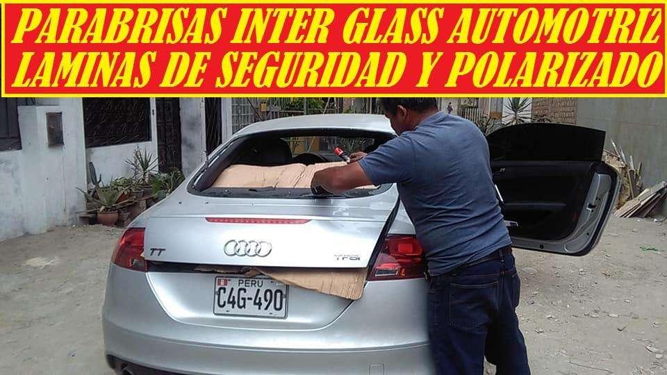 vidrieria inter Glass automotriz venta de parabrisas laminados importados
