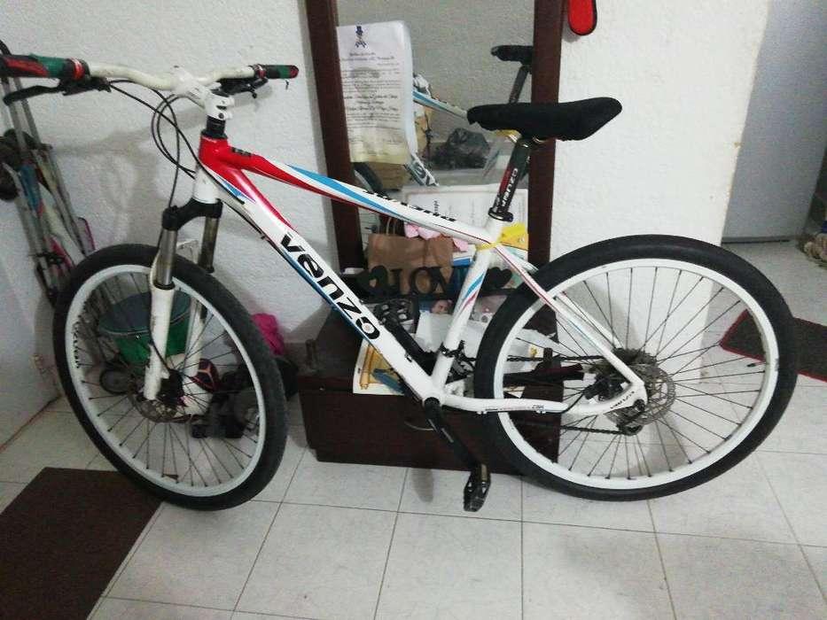 Bicicleta Venzo Todo Terreno
