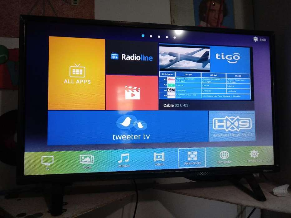 Smart Tv 32 Pulgadas ,negociable