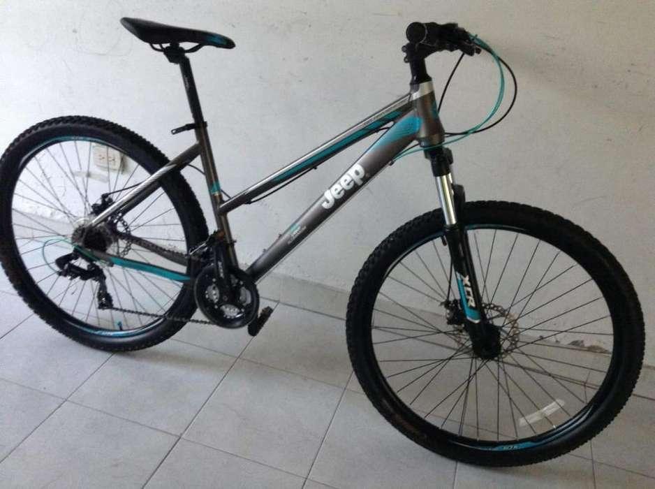 Vendo Bicicleta Rim 27.5 Marca Jeep
