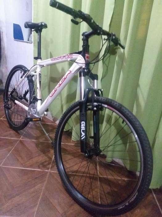 Vendo Bicicleta Rodado 26 Poco Uso