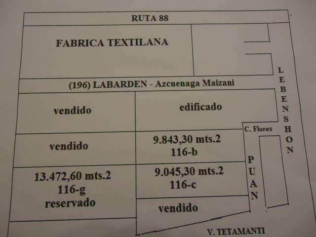 Venta Lote LAS DOS MARIAS Mar del Plata D296-46313