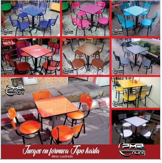 fabrica de muebles <strong>mesa</strong>s sillas puffs sofás salas butacos para hogar restaurante bar cafe discoteca