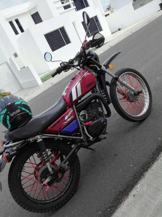 <strong>yamaha</strong> Trial