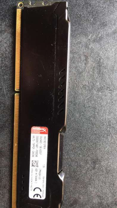Memoria Ram 4Gb Ddr3 1866