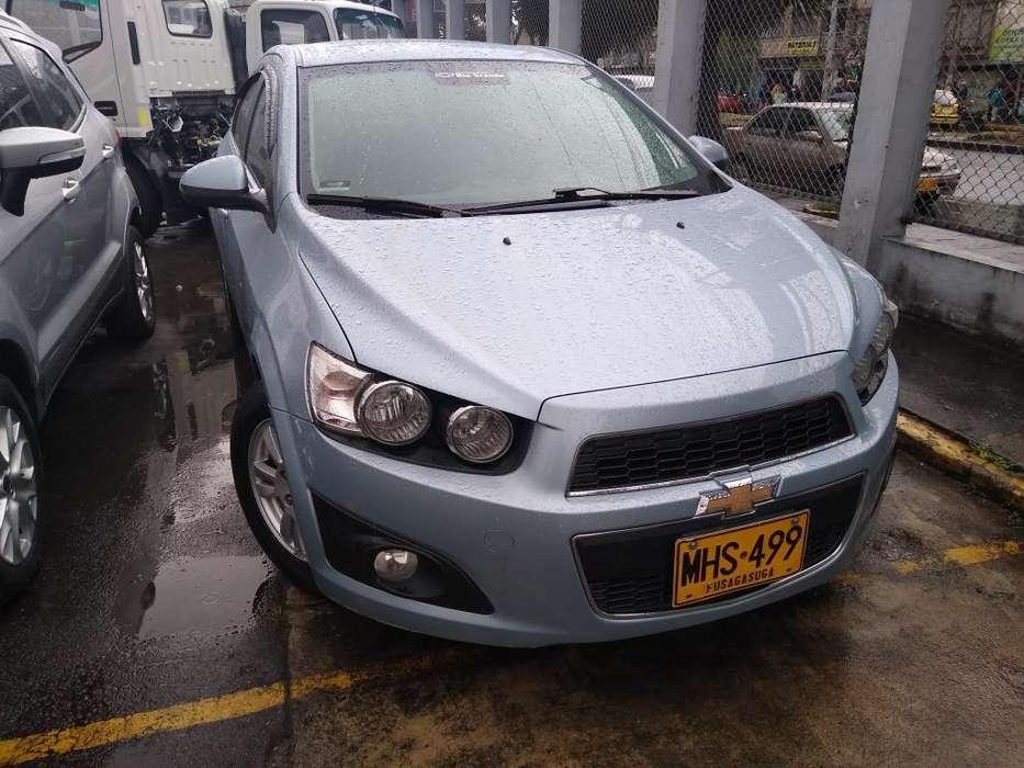 Chevrolet Sonic 2014 - 60000 km