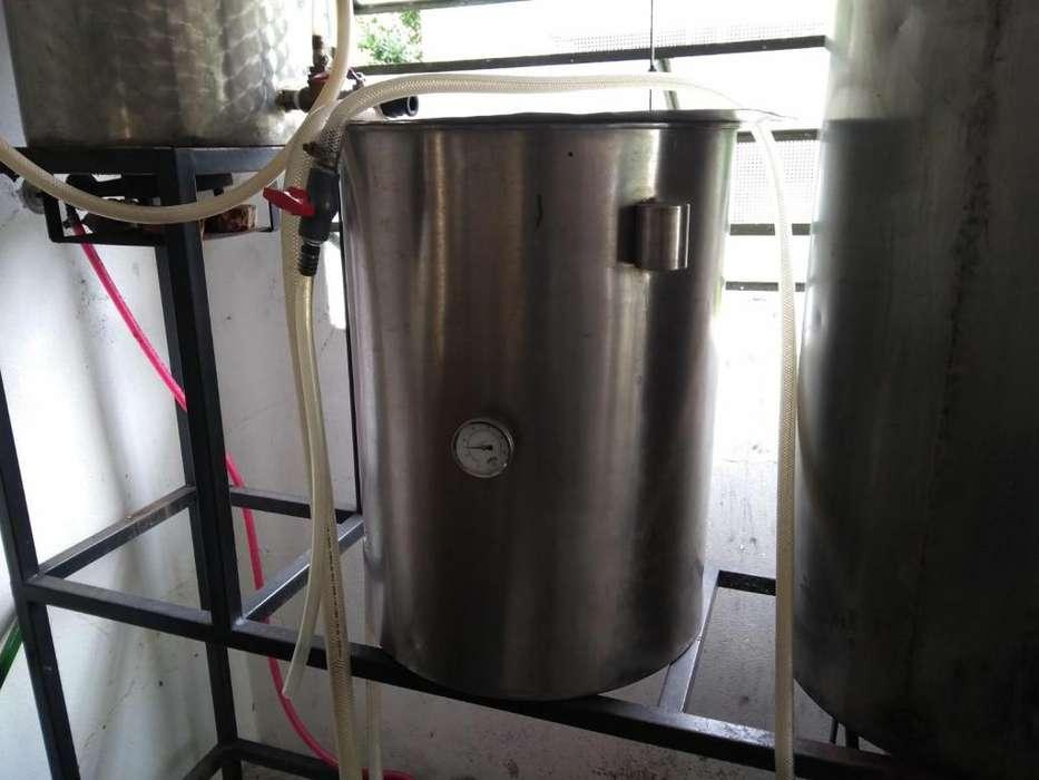 Cocina Completa Para Cerveza Artesanal 150 Litros Finales