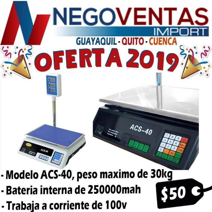BALANZA ELECTRÓNICA DIGITAL CON VISOR ALTO