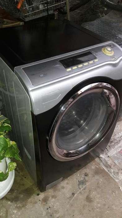 Lavadora 42 Libras Haceb Grande