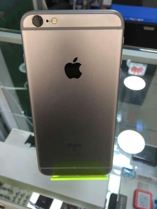 iPhone 6s Plus de 64 Gb Negro Hermoso