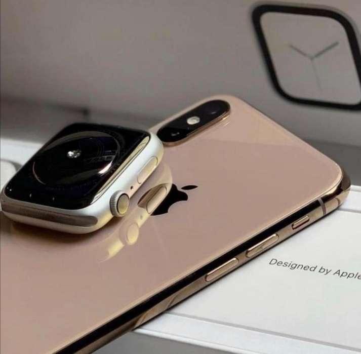 iPhone Xs Max 64gb Nuevos Sellados