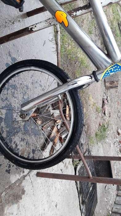 Bicicleta Olmo Cromada