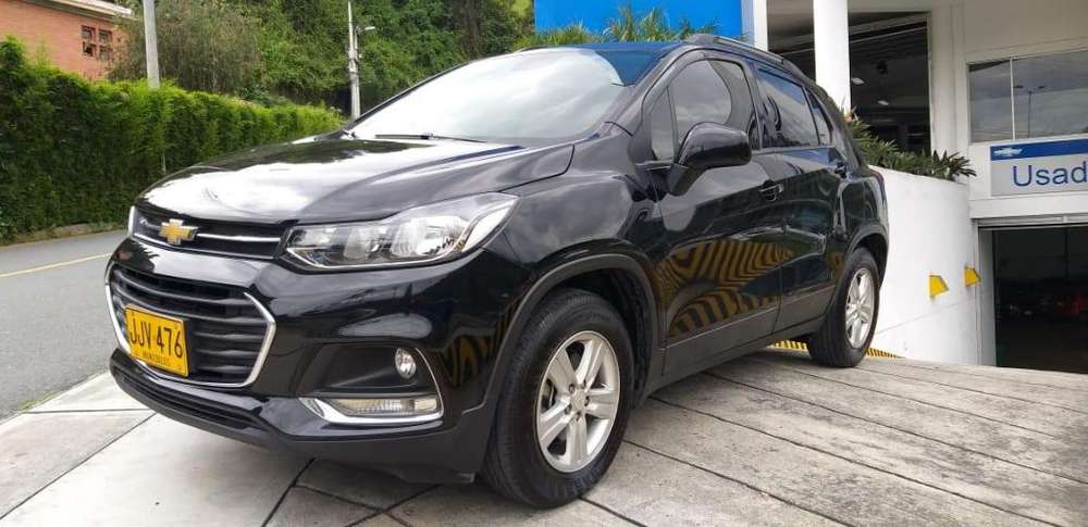 Chevrolet Tracker 2018 - 24339 km