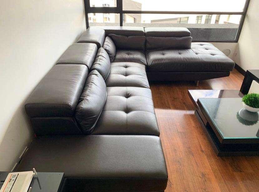 <strong>sofa</strong> de Cuerina - Tempo