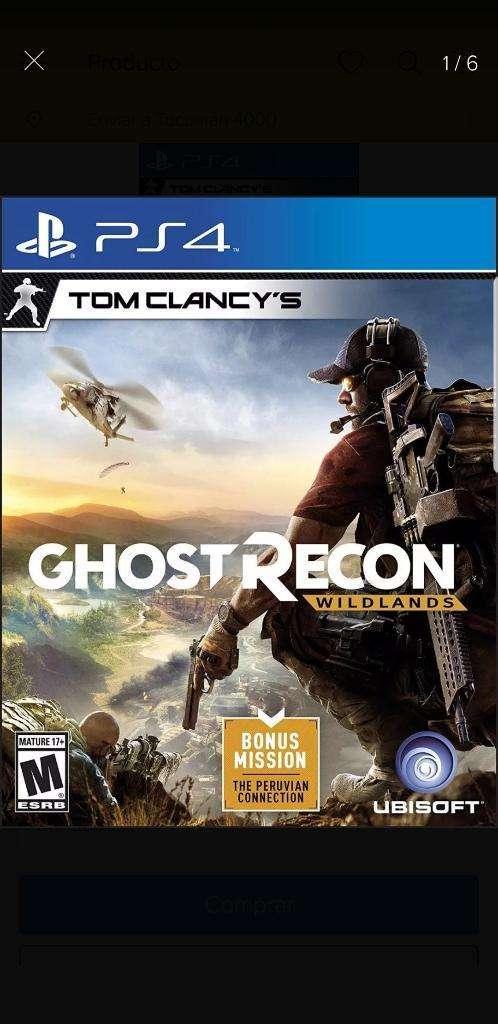 Ghost Recon Wilands