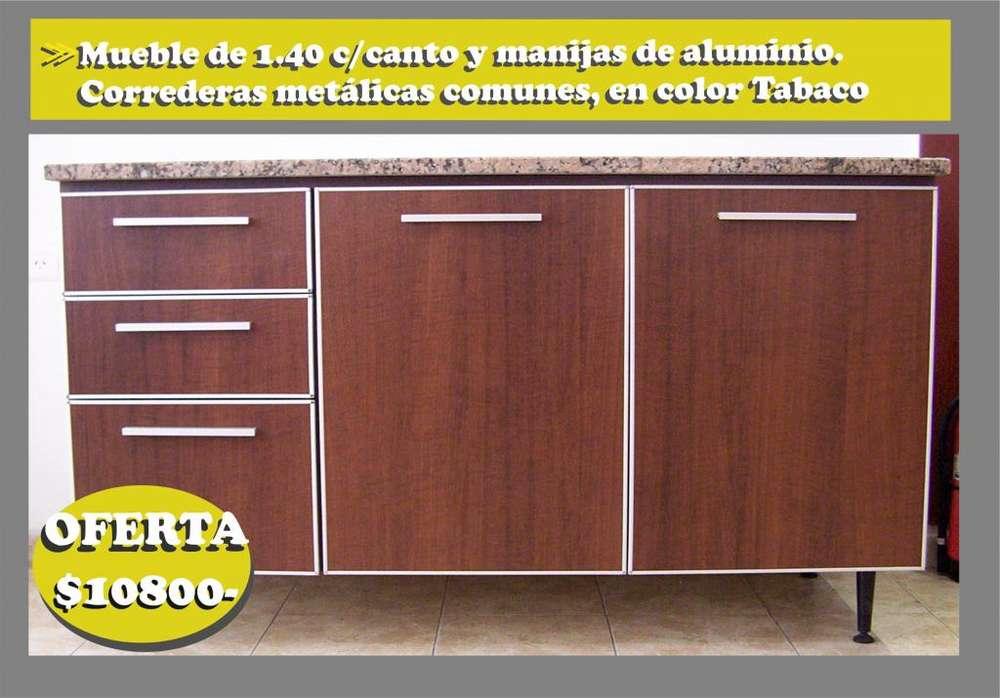 muebles de <strong>cocinas</strong>