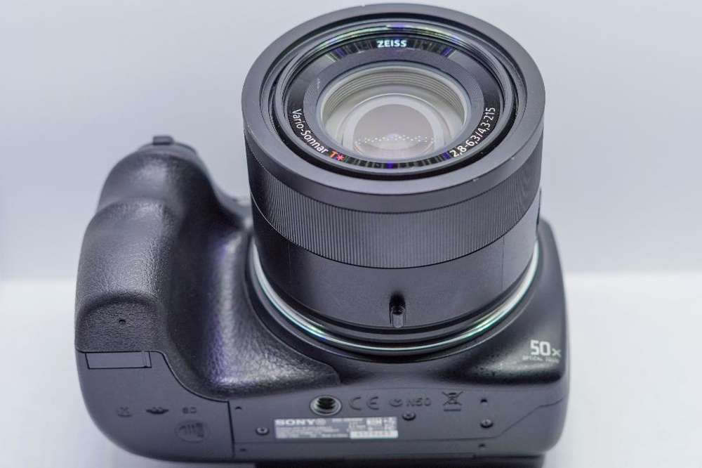 Camara Sony Zoom X50