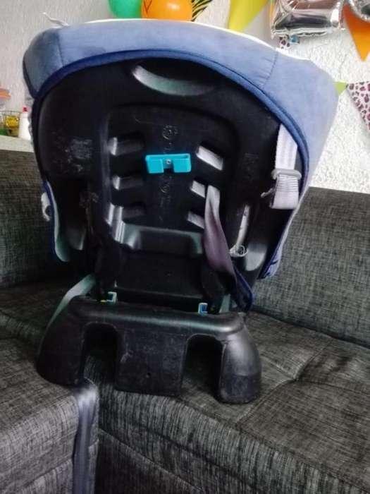Vendo silla de automvil para beb marca infanti