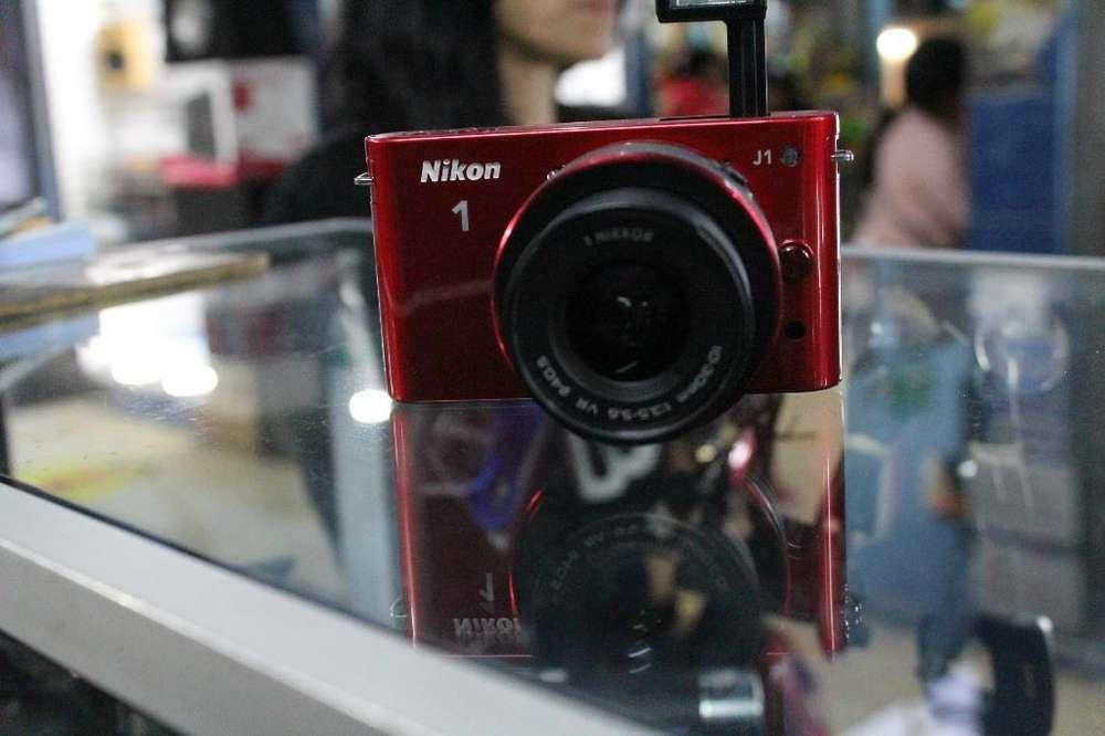 Cámara Nikon J1