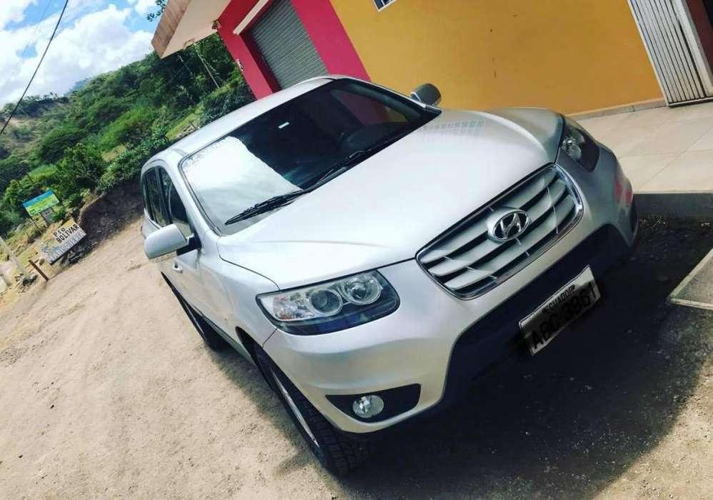 Hyundai Santa Fe 2011 - 126000 km